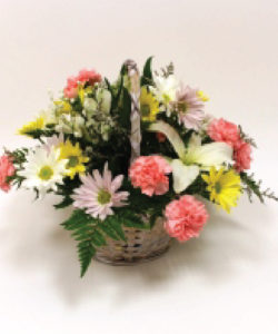 Small Flowering Basket