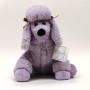 Lulu, the lavender poodle, is stuffed with fragrant lavender to soothe and relax you. Warm Lulu in the microwave for 30 seconds and you`ll get a warm, fragrant hug.  The lavender/flaxseed insert is removable and the cover is cold-water washable. Remove the instert before washing.  A great gift for young and old! Lovingly hand-stuffed and finished in Sonoma, California.