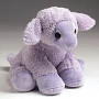 LOVEY, the lavender lamb 12""