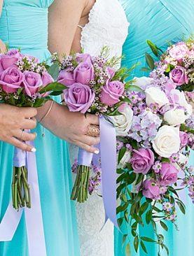 WED Bouquet 17. Lavender